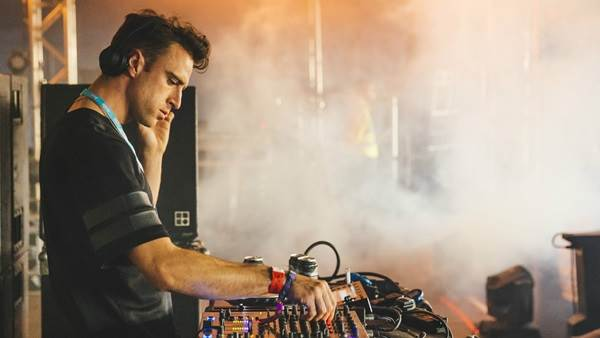 Amsterdam Dance Event Jackmaster - Richard Johnson Parklife 2015