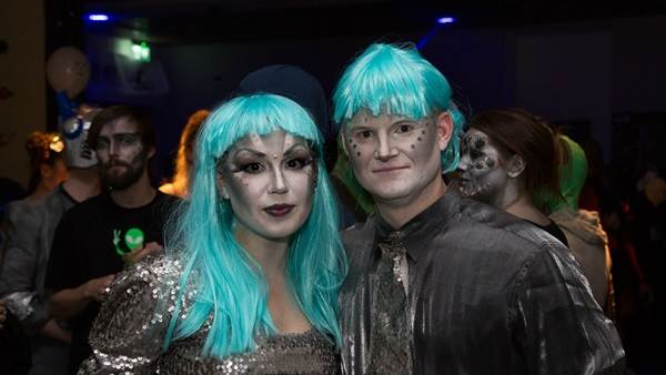 Amsterdam Halloween Dead Space 2016 party