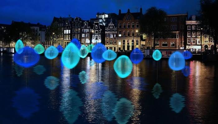 Amsterdam Light Festival holonlights 834x472