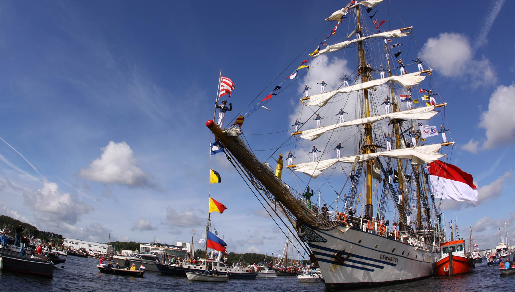 SAIL Amsterdam: maritime fun for the whole family!