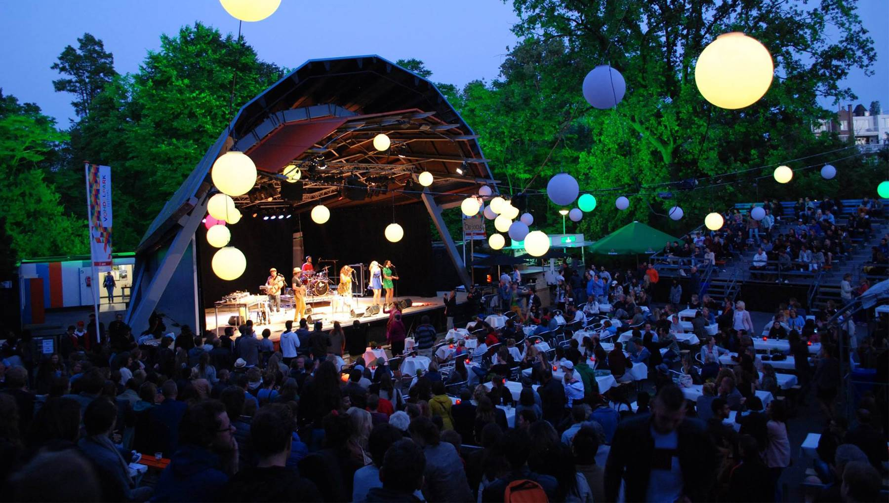 Vondelpark Open Air Theatre