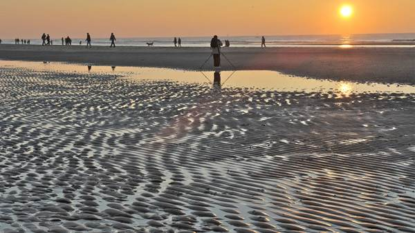 Beach sunset photographyRob Verhagen