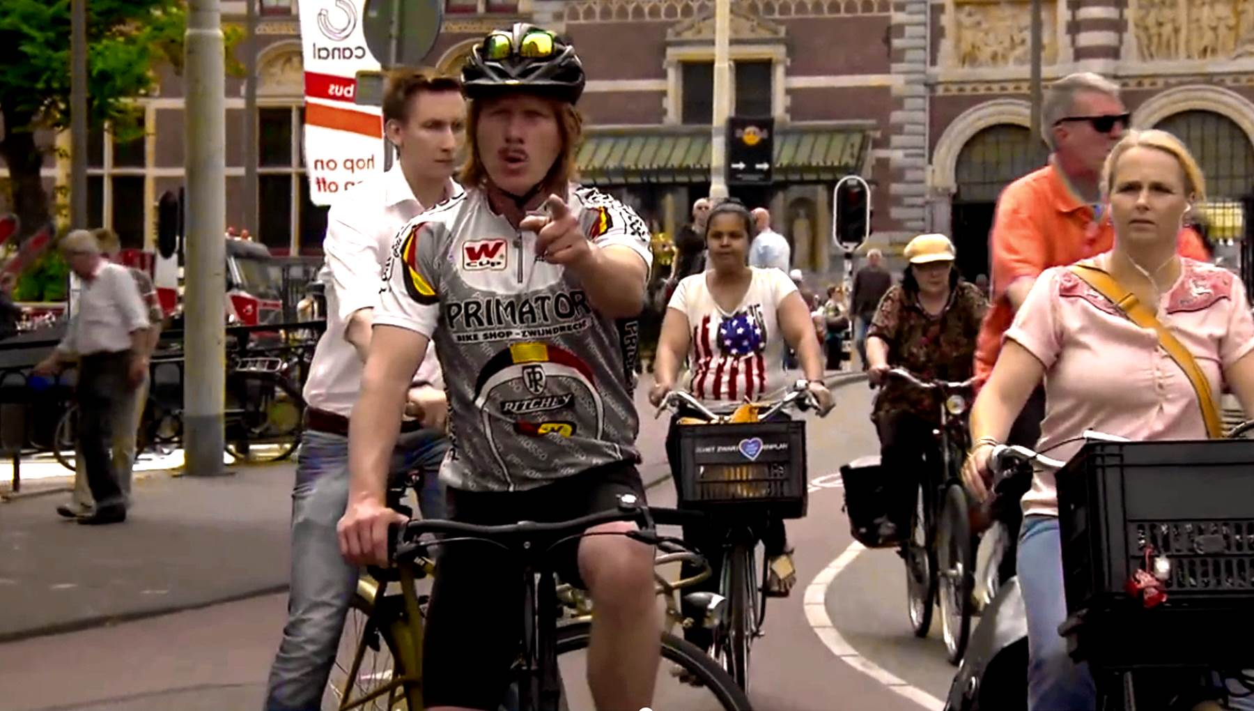 The Bike Instructor S Guide To Cycling In Amsterdam