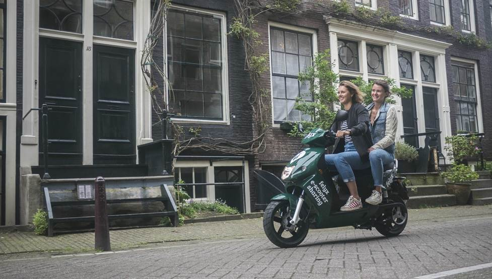 Why shared mobility in Amsterdam is booming | I amsterdam