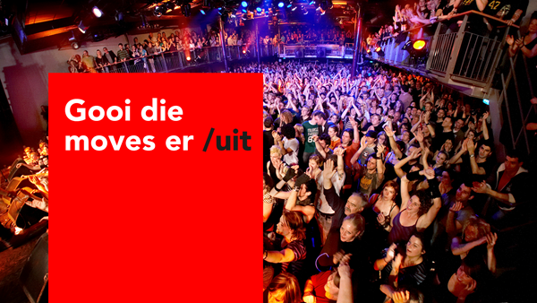 Clubbing Uit in Amsterdam