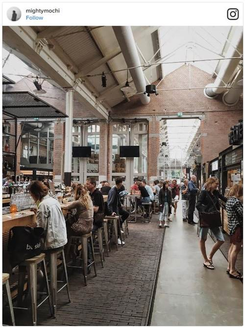 Top instagram locations in amsterdam i