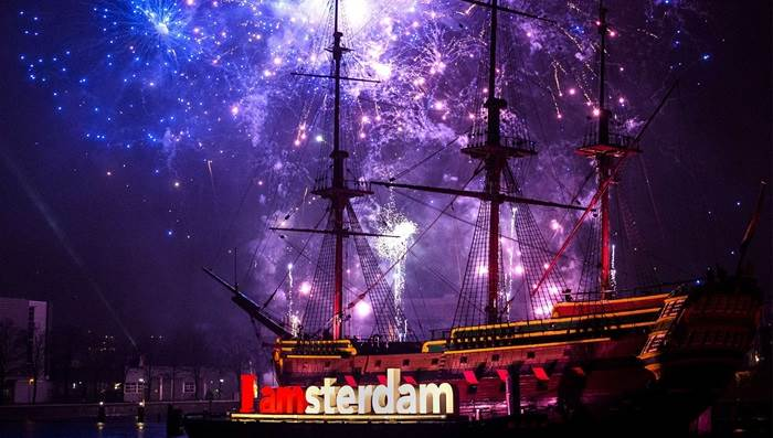 6 ways to spend New Year's Eve in Amsterdam | I amsterdam