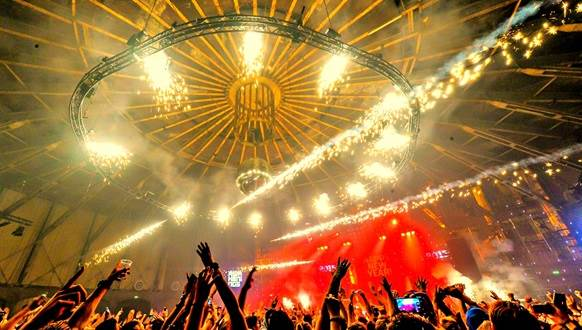 Awakenings New Year special Amsterdam