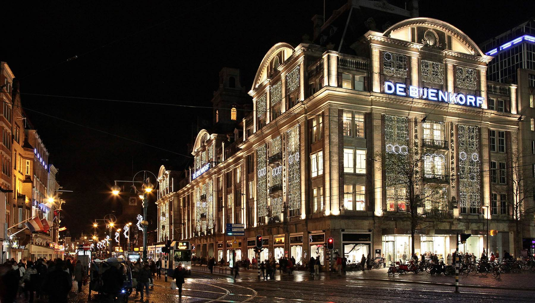 Dutch Square Mall >> Christmas shopping in Amsterdam | I amsterdam