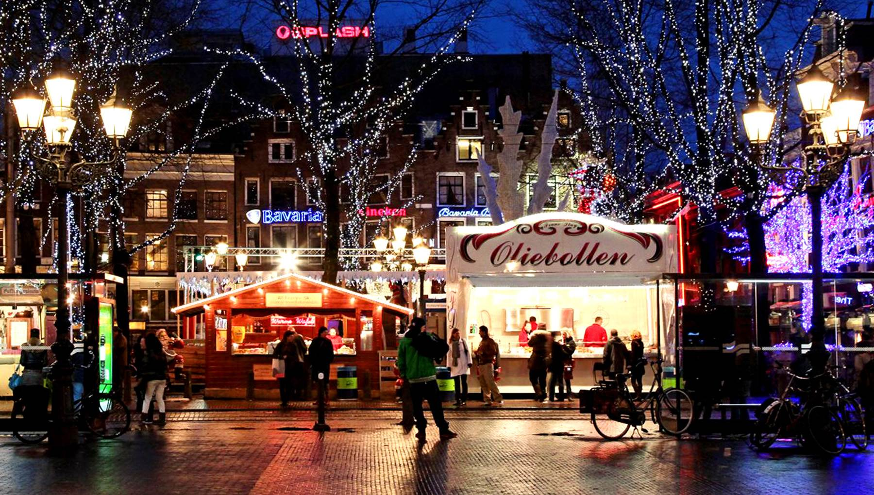 Things To Do In Nj For Christmas.Christmas In Amsterdam I Amsterdam
