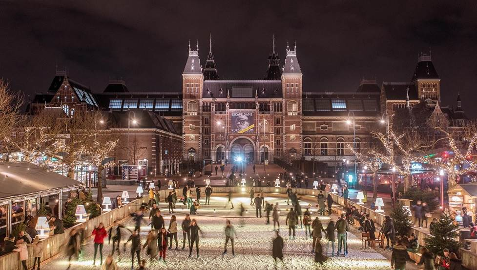 Amsterdam Christmas Market 2020 Top Christmas markets in and around Amsterdam | I amsterdam