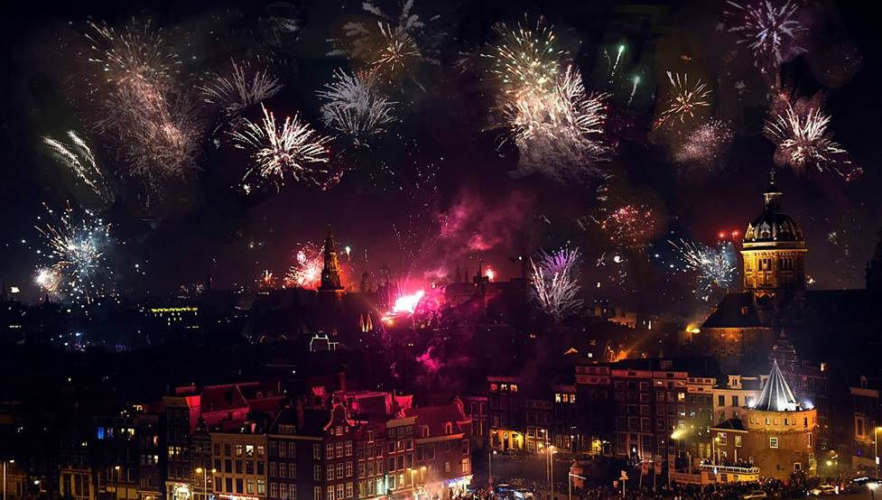 5 Ways To Spend New Years Eve In Amsterdam I Amsterdam