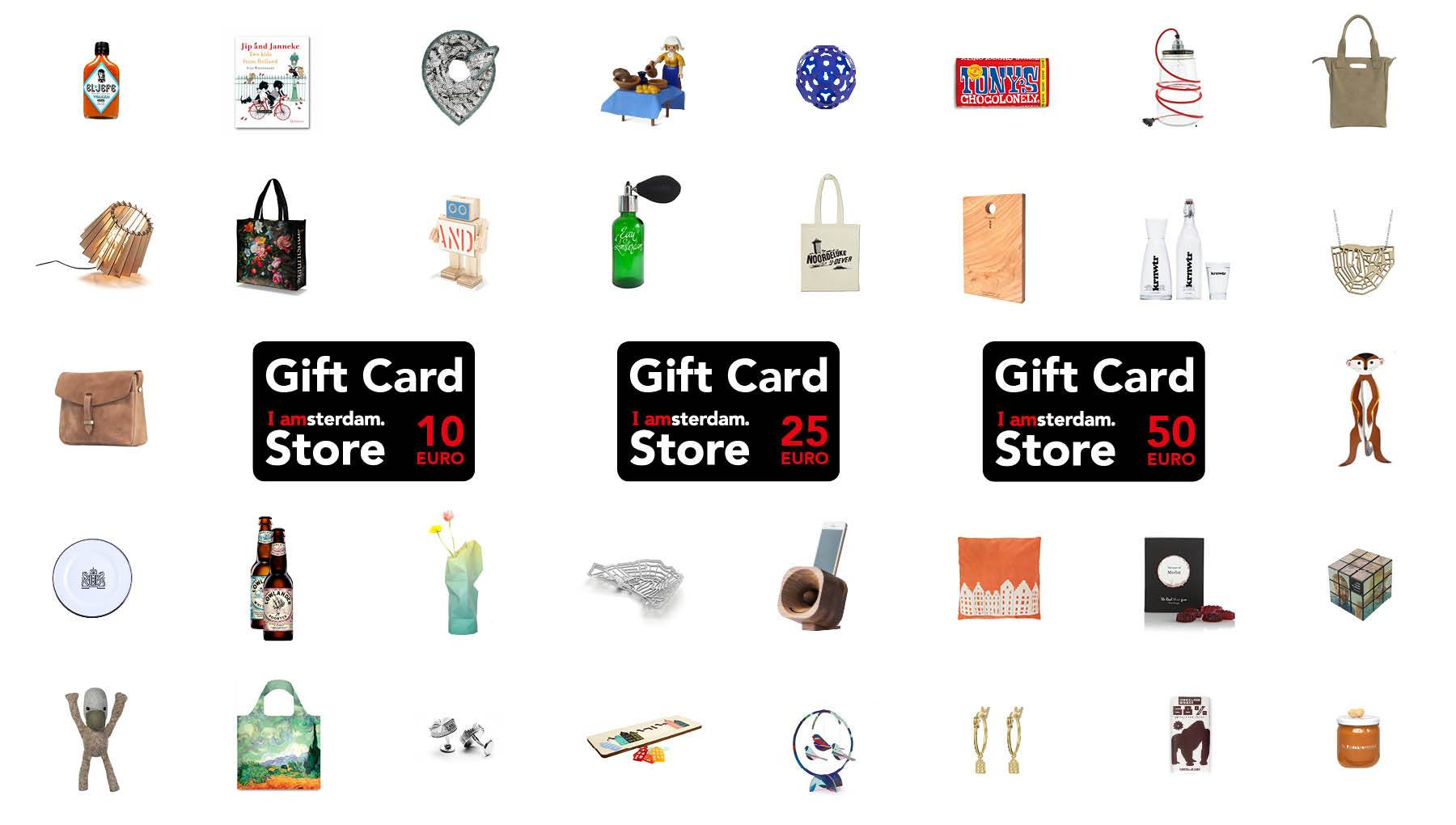 Top 5 Gifts For Christmas I Amsterdam Mao Mini Market Playset Pink Store Gift Card