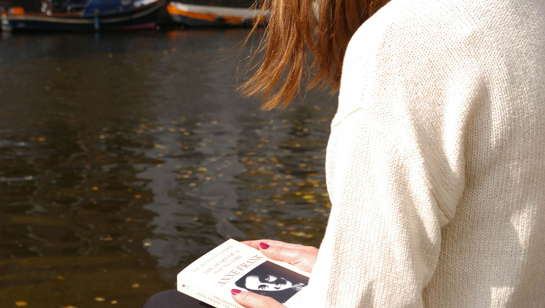 Diary of Anne Frank Amsterdam gift