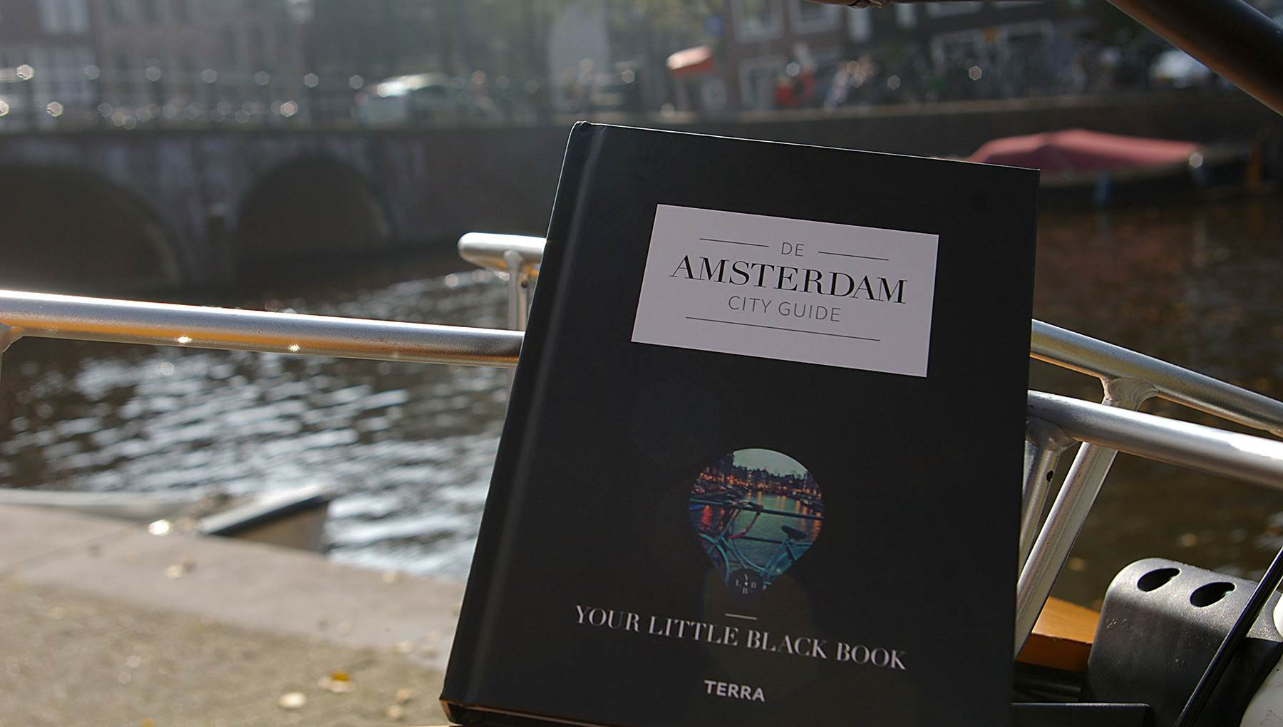 Your little black book Amsterdam gift