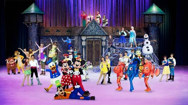 DIsney on Ice Amsterdam