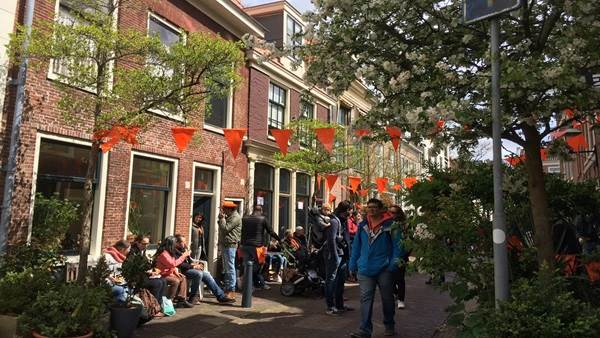 King's Day in Haarlem