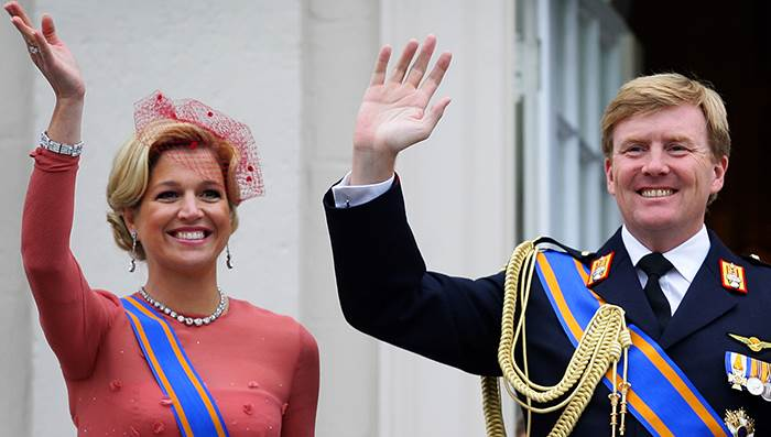 King's Day Amsterdam Willem-Alexander Maxima CC BY-ND 2.0 Esther via Flickr