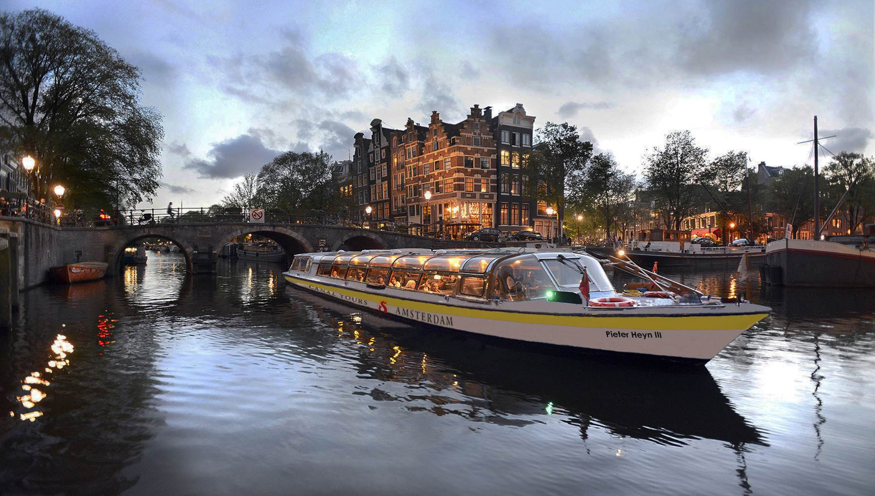 5 ways to wine and dine on the Amsterdam canals | I amsterdam