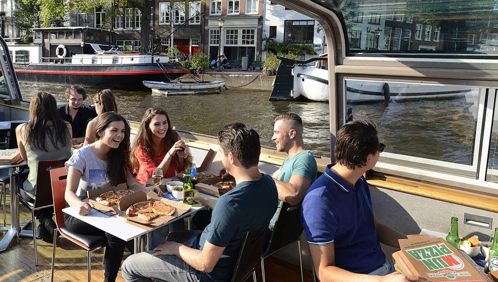5 Ways To Wine And Dine On The Amsterdam Canals I Amsterdam