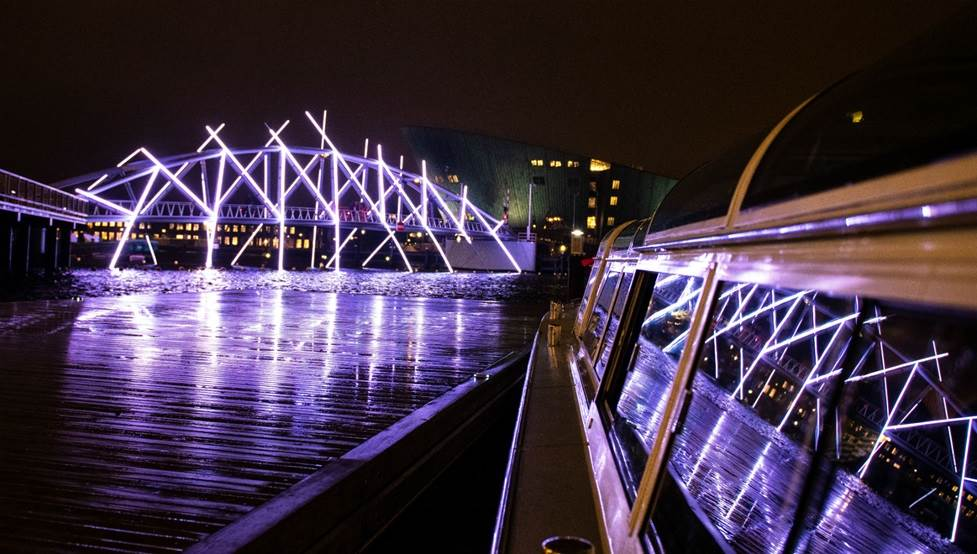The 5 Best Ways To See The Amsterdam Light Festival I