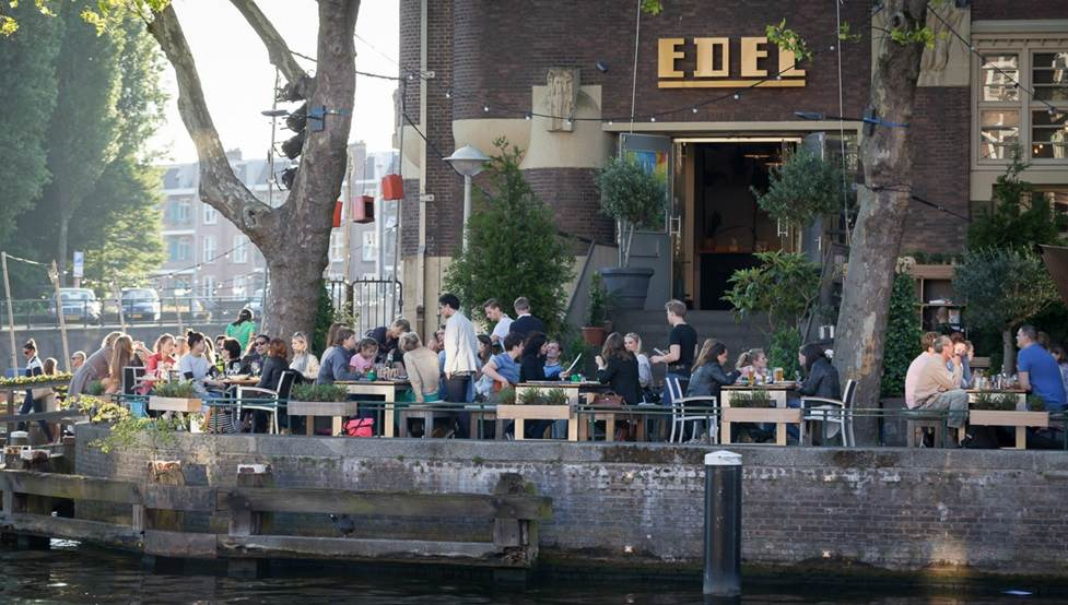 Top terrace bars in Amsterdam | I amsterdam