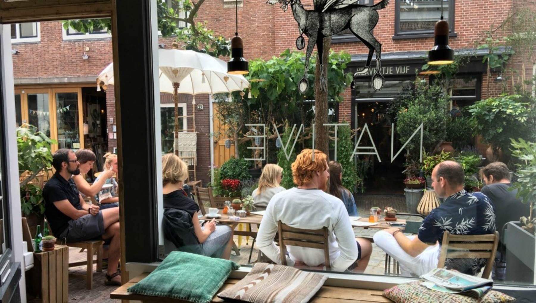 NATIVE coffee bar Haarlem