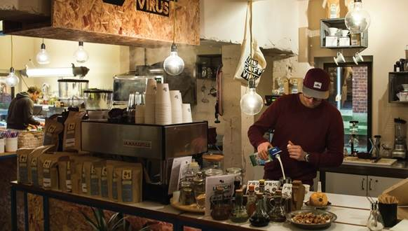 The Coffee Virus Amsterdam