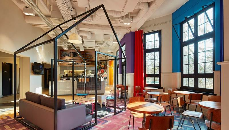10 Cheap But Trendy Hotels And Hostels In Amsterdam I