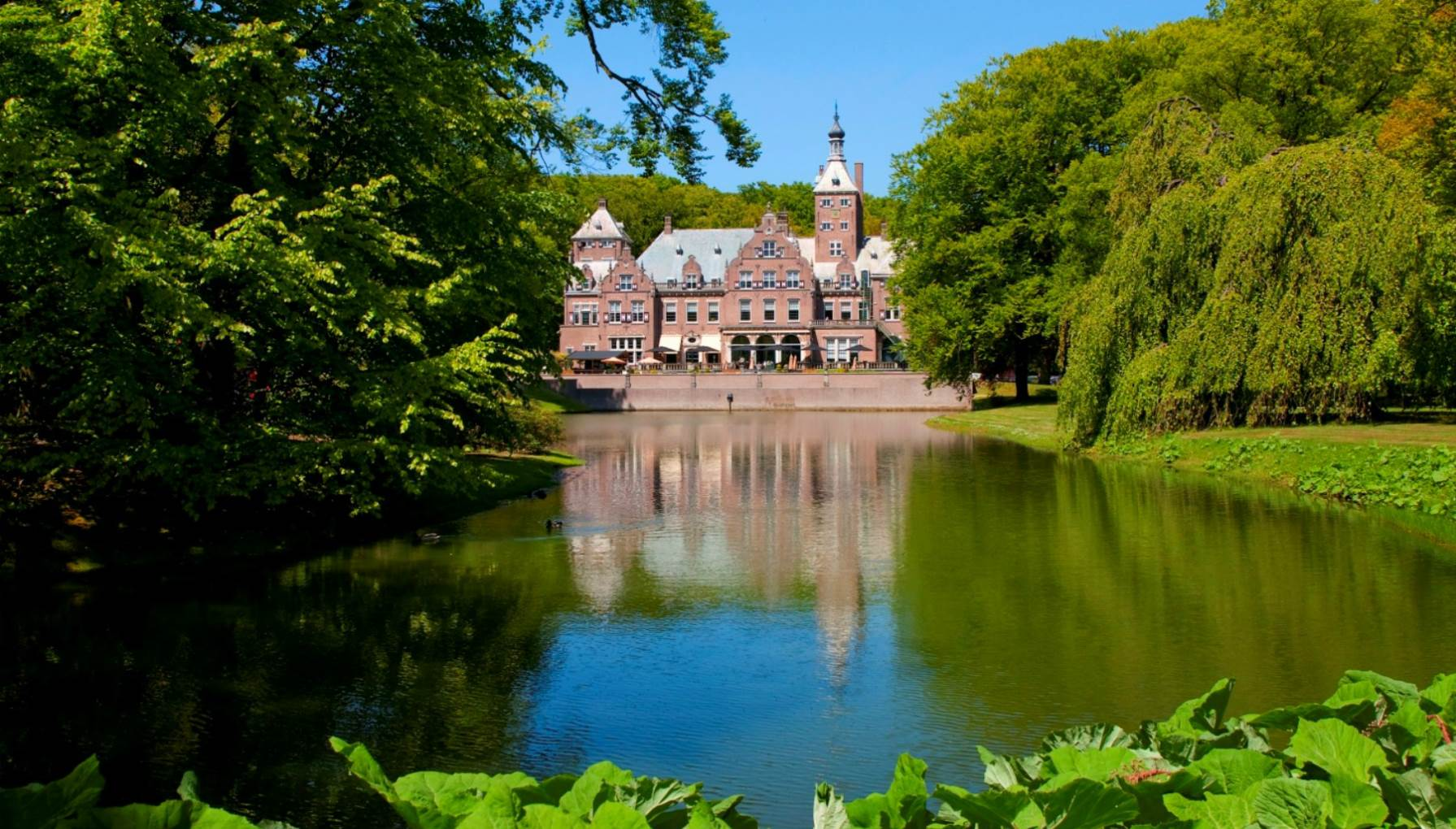 Landgoed Duin en Kruidberg Country Estate near Amsterdam