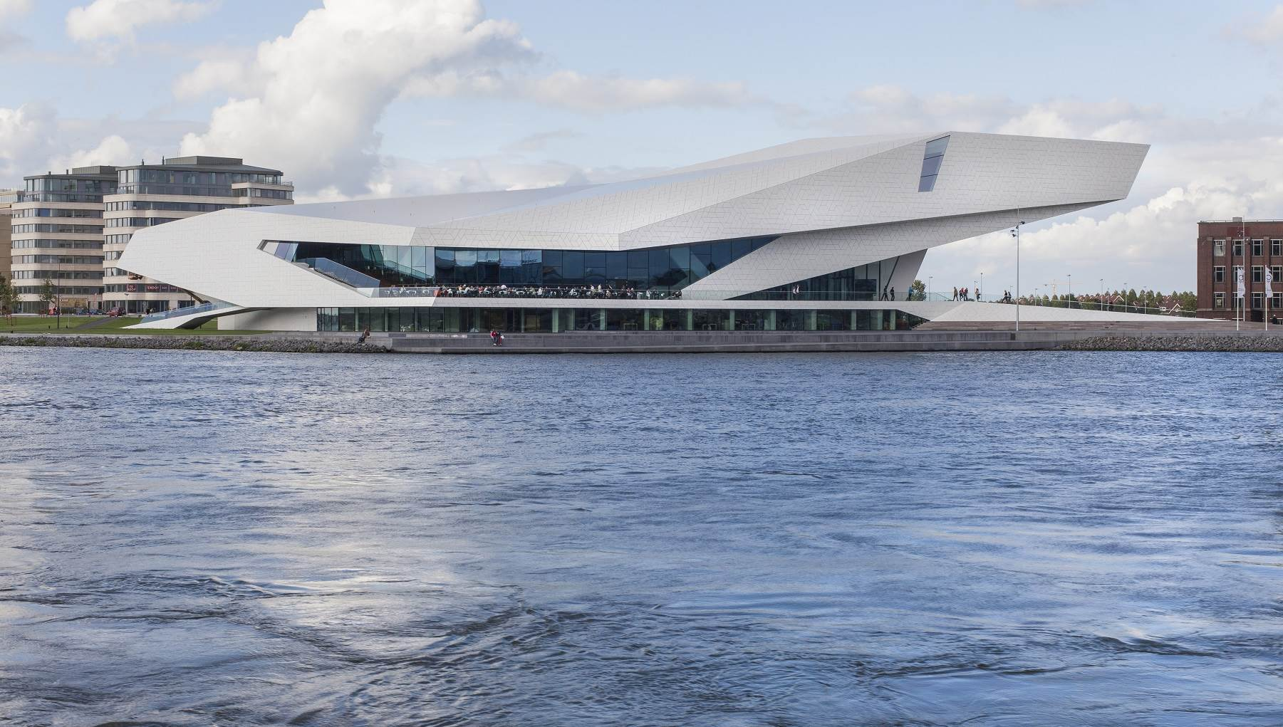 EYE Amsterdam by Denis Guzzo via EYE beeldmateriaal pers