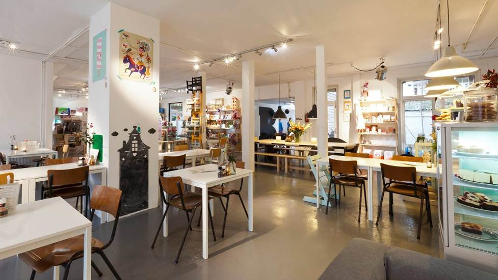 10 child friendly cafes and restaurants in Amsterdam | I