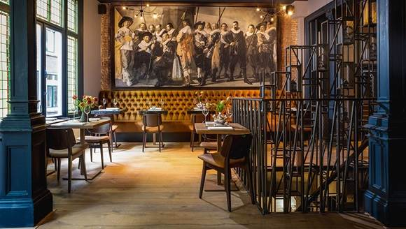 Eating and drinking i amsterdam for Interieur styling amsterdam