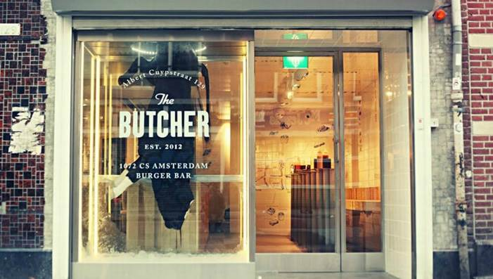 Top 10 burger places in Amsterdam I amsterdam