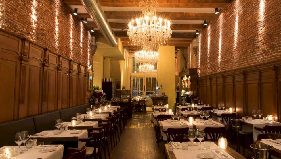 20 Romantic Restaurants In Amsterdam I Amsterdam