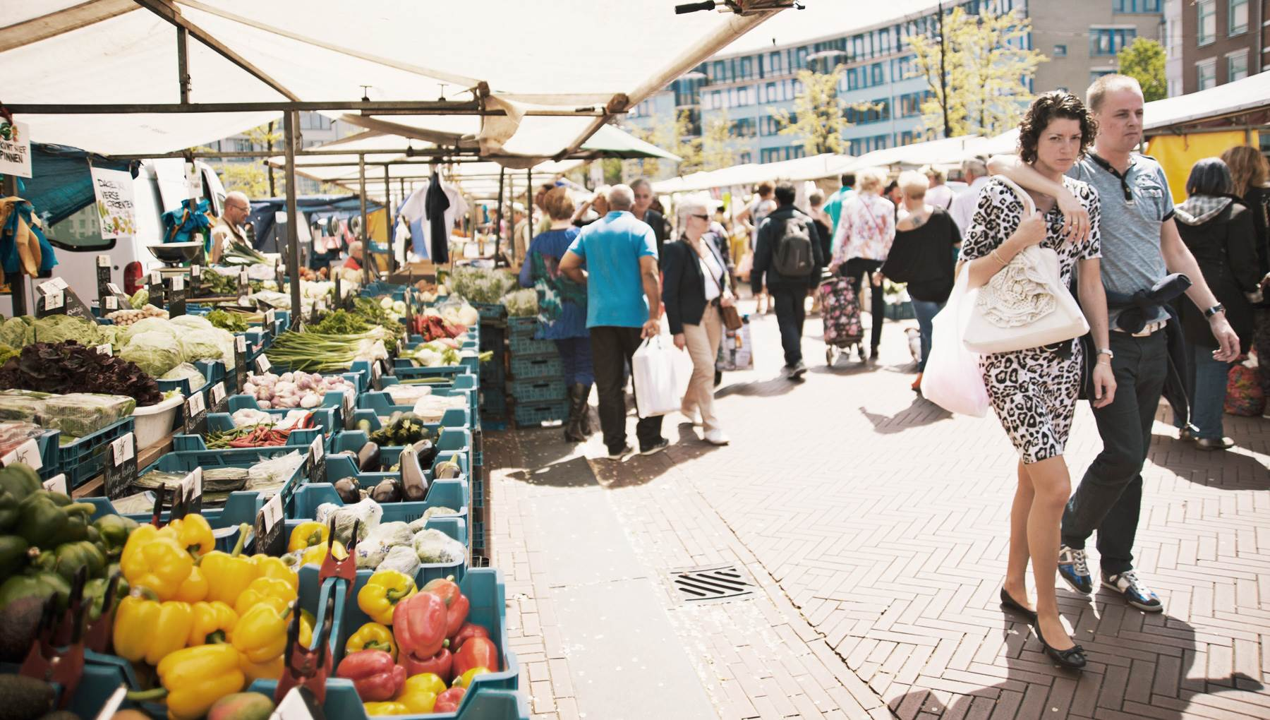 Free activities and walking tours in Amsterdam | I amsterdam
