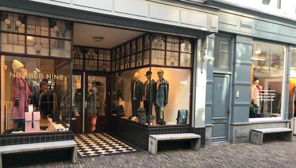 075ca00582094 Number Nine Amsterdam. After the first Number Nine boutique ...