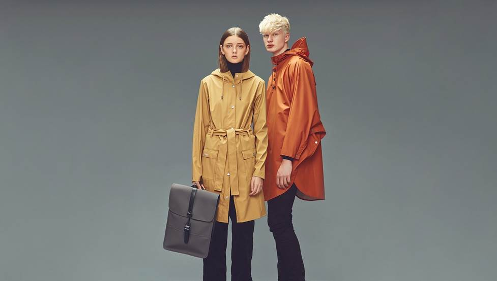 Dressing for the downpour Stylish raincoats of Amsterdam | I amsterdam