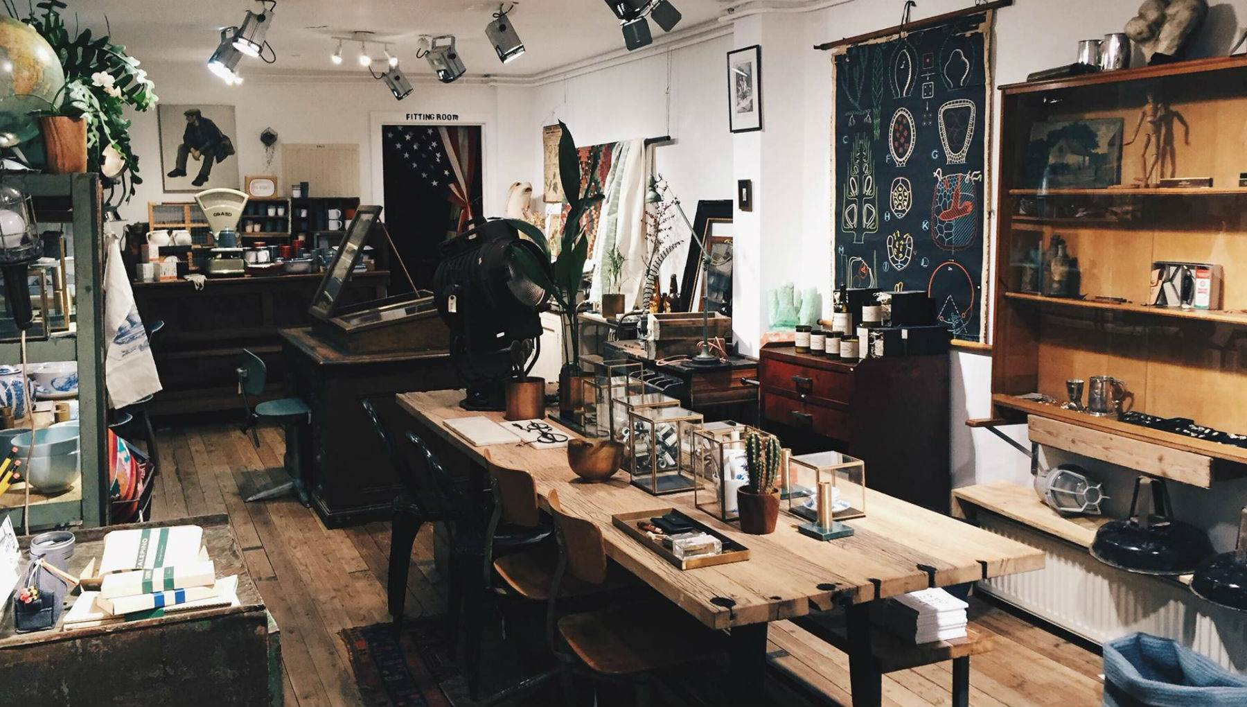 Top 10 concept stores in amsterdam i amsterdam