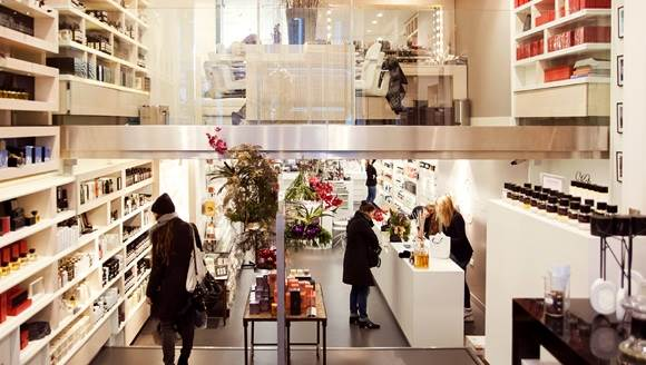Amsterdam beauty wellness store shop, Marie-Charlotte Pezé