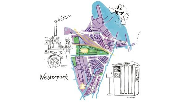 Amsterdam Westerpark West