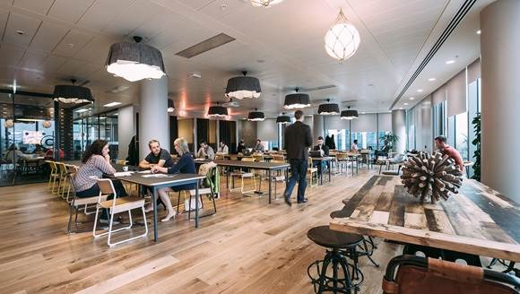 WeWork Amsterdam South Bank