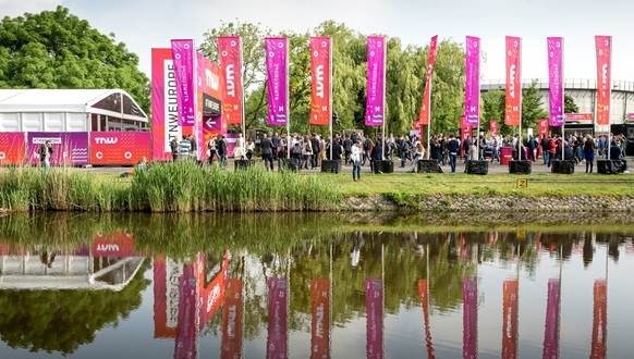 TNW Conference Startup Amsterdam 2016 Bas Uterwijk
