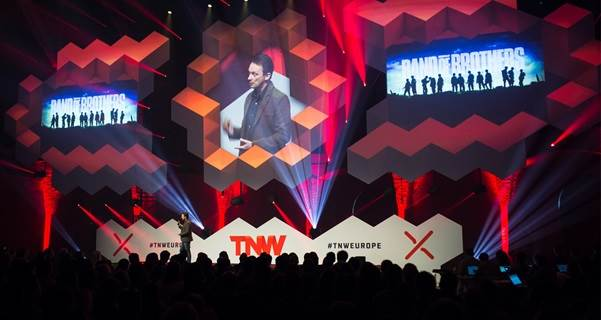 TNW Conference Amsterdam juliadeboer.com