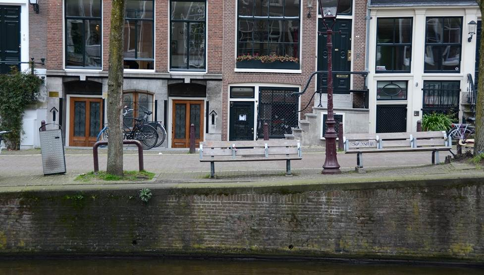 The Fault In Our Stars Bankje.Amsterdam In The Movies I Amsterdam