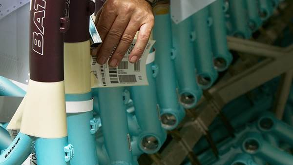 Amsterdam high tech manufacturing