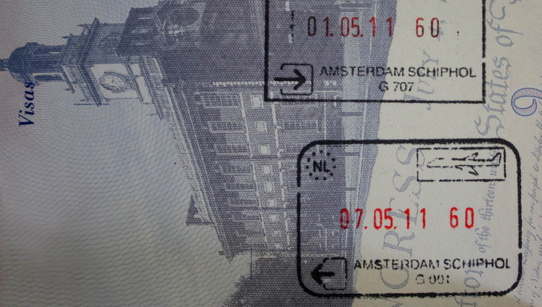 Visa Requirements I Amsterdam